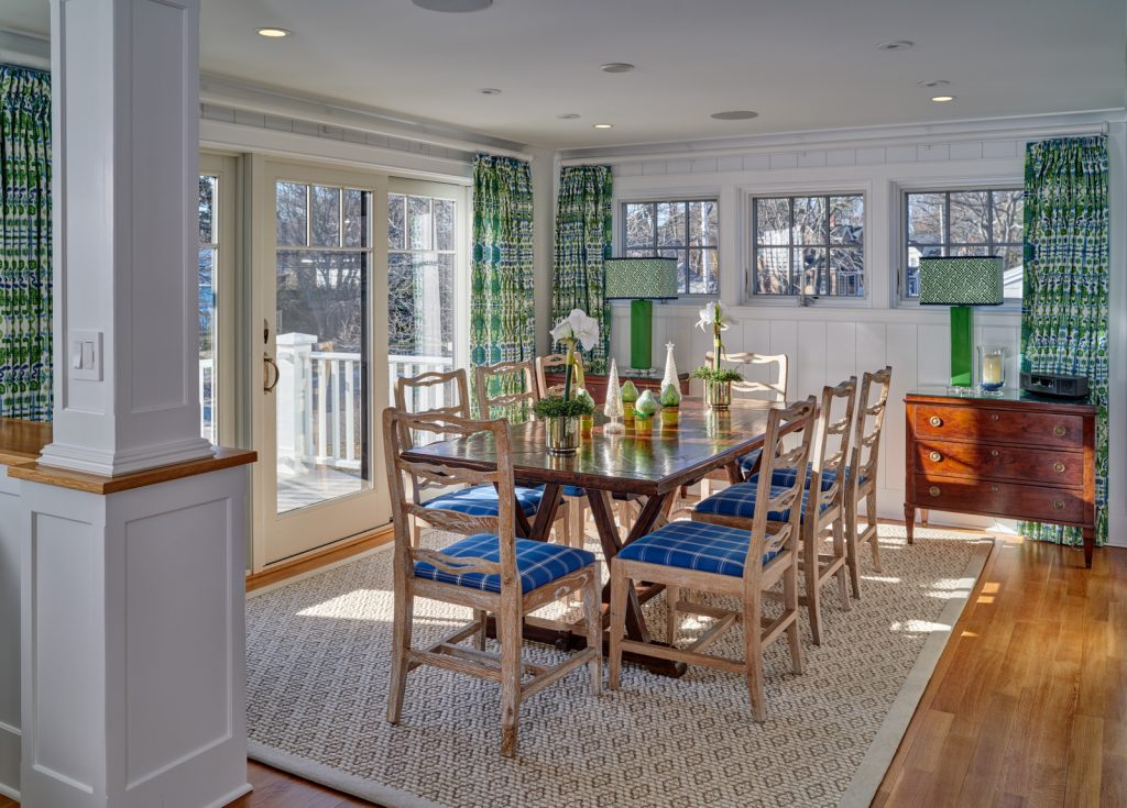 SeaView Maine rental property - Kennebunk Maine, Dining Room View One